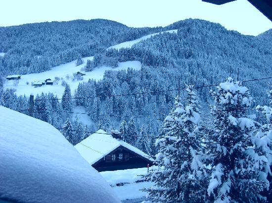 Chalet Fontana : View from the front bedroom
