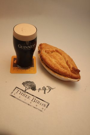 Three Birds Tavern: Delicious food and an Imperial pint!