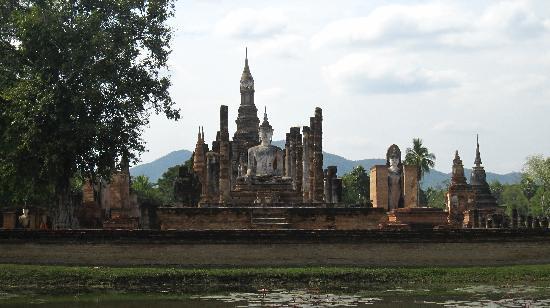 Sukhothai Historical Park: Ruins2