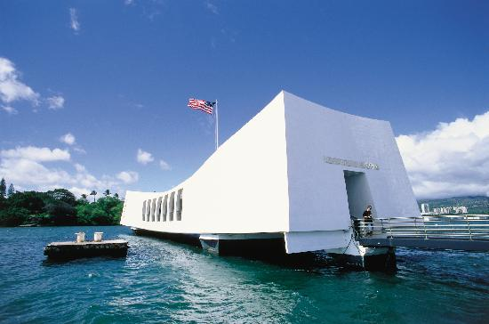Arizona Memorial, Pearl Harbor, Oahu