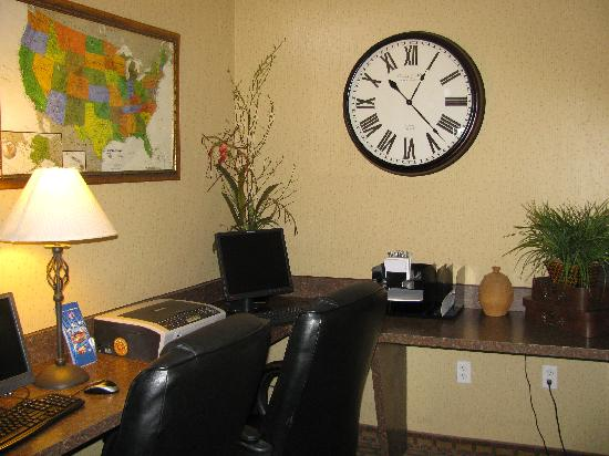 Hampton Inn and Suites Las Vegas - Henderson: Business Center