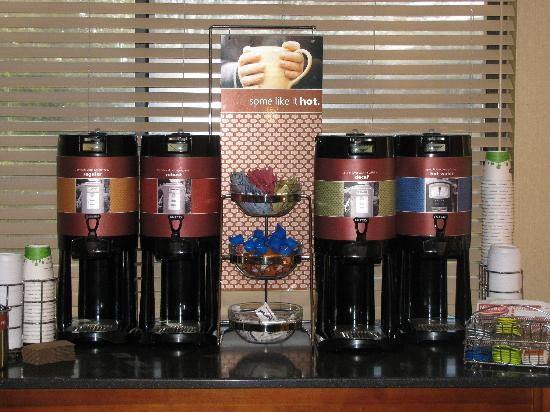 Hampton Inn and Suites Las Vegas - Henderson: Coffee Bar