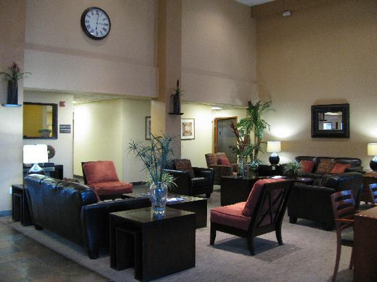 Hampton Inn and Suites Las Vegas - Henderson: Lobby