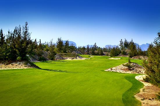 Danang Golf Club: Hole 10