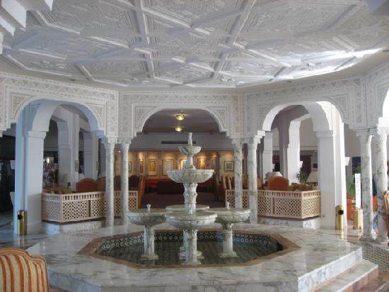 Hasdrubal Thalassa & Spa Djerba: Lobby