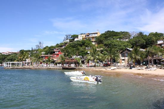 Pousada Joao Fernandes: Playa