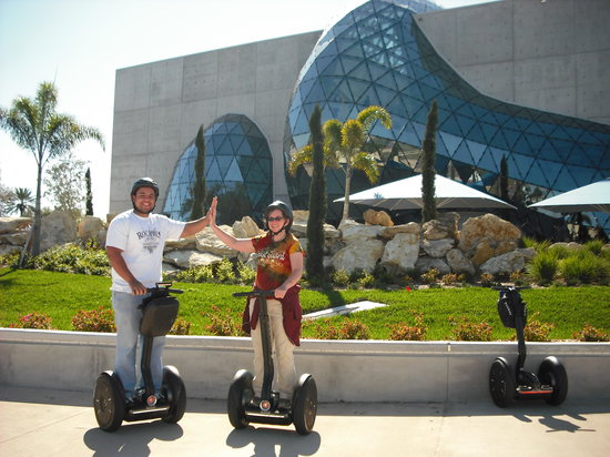 St. Petersburg Segway Tours