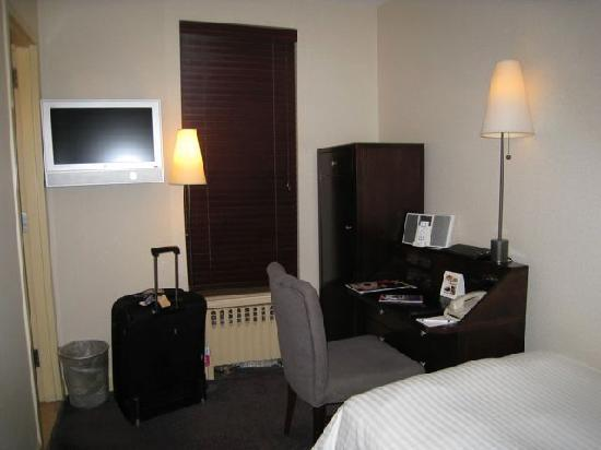 Washington Jefferson Hotel New York Reviews