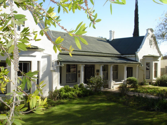 Cradock, South Africa: Heritage House