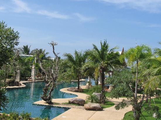 Andaman Princess Resort & Spa: The amazing pool