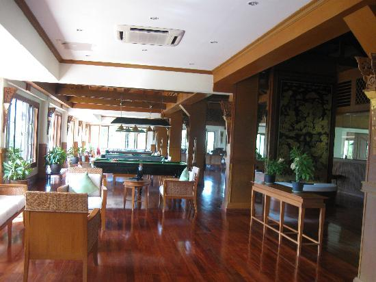 Andaman Princess Resort & Spa: Games room