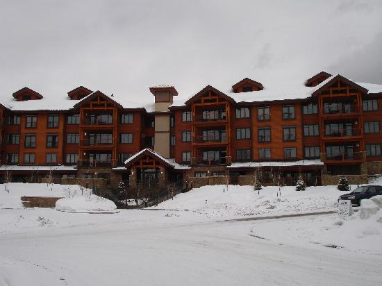 Trappeur's Crossing Resort and Spa: Emerald Lodge