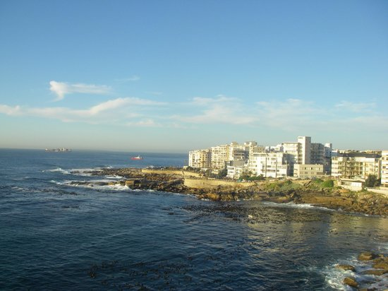 Bantry Bay International Vacation Resort: view from back of hotel