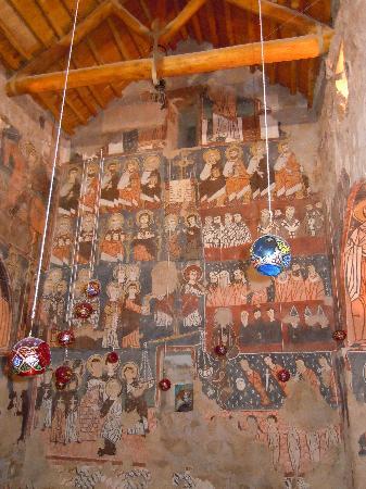 Maaloula, Síria: la chiesa