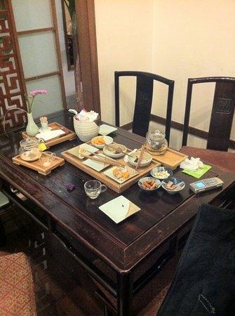 Qing Teng Teahouse