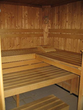 Wellnesshotel Mitterwirt: Sauna