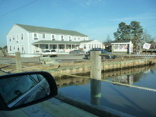 Engelhard, Carolina del Norte: Hotel Englehard