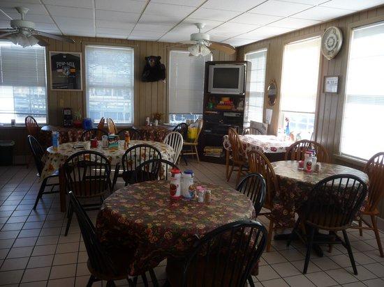 Hotel Engelhard : Dining room