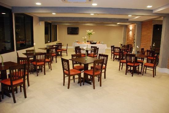 Concepcion, Paraguay: Restaurant