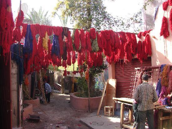 DadaMouss: quartier des teinturiers