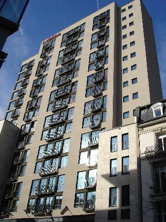 Hotel Adina Frankfurt