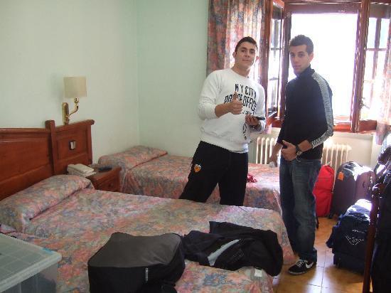 Hotel Confort Soldeu : EN LA HABITACIÓN 308