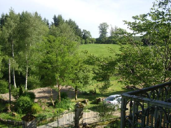 Chez Jallot : The view from the house