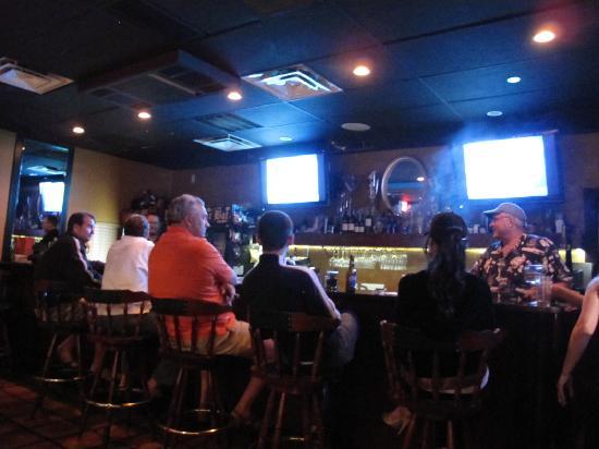 Tamiami Cigar Bar: TCB