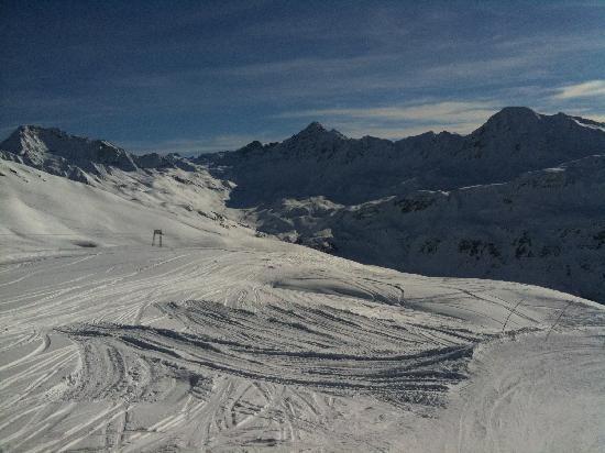 Sunstar Alpine Familienhotel Davos: Skigebiet Pischa