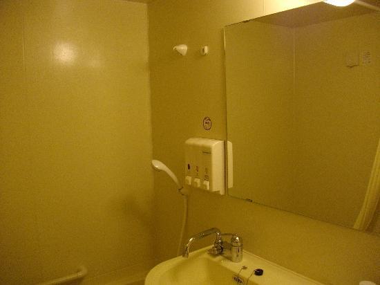 Toyoko Inn Nihonbashi Zeimusho-mae: 浴室内