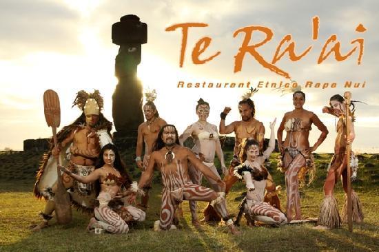 Te Ra Ai : Te Ra'ai/Haha Varua