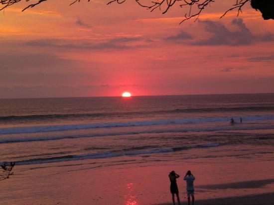 Hotel Manalá: another beautiful sunset