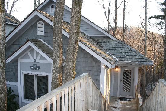 The Inn at Crestwood: Our cottage