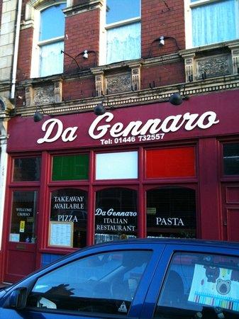 Da Gennaro: front