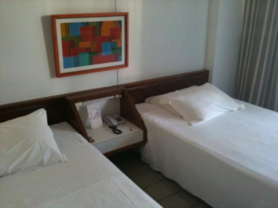 Mar Hotel Conventions: Bedroom - comfortable beds
