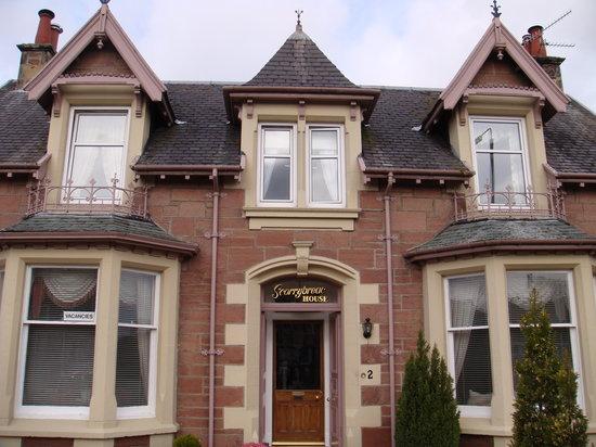 Scorrybreac House