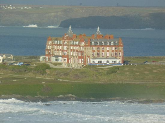 The Pentire Hotel: Headland Hotel