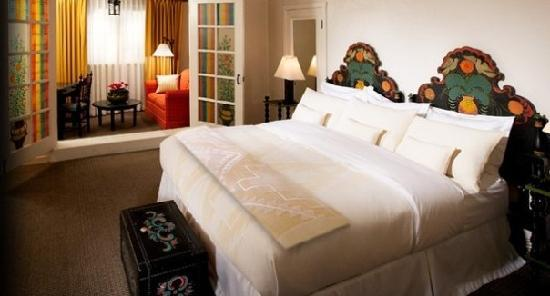 La Fonda on the Plaza: Guest Room