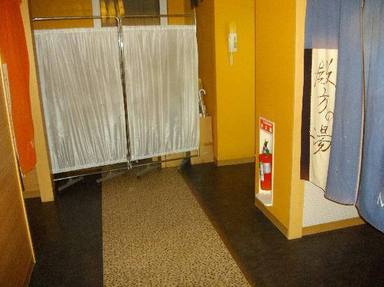 APA Hotel Chiba Yachiyo Midorigaoka : 当然、男女別です。