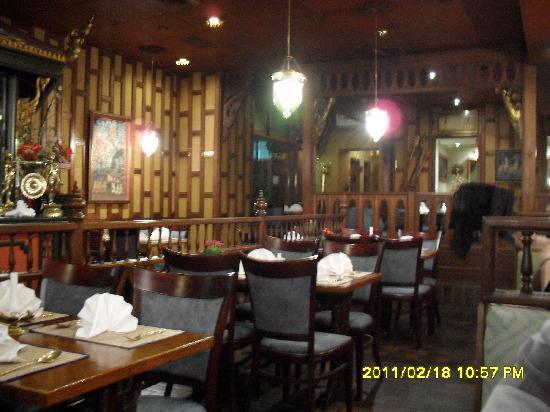 Baan Thai : Baan-Thai Restaurant