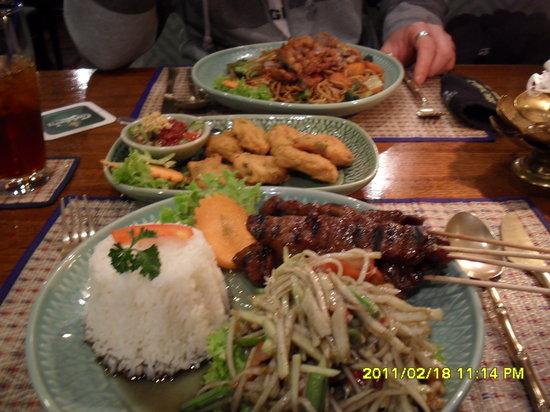 Thai Food Springwood