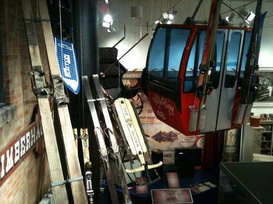 Park City Museum: ski history