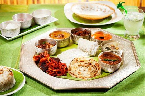 Ente Keralam: The Silver Platter