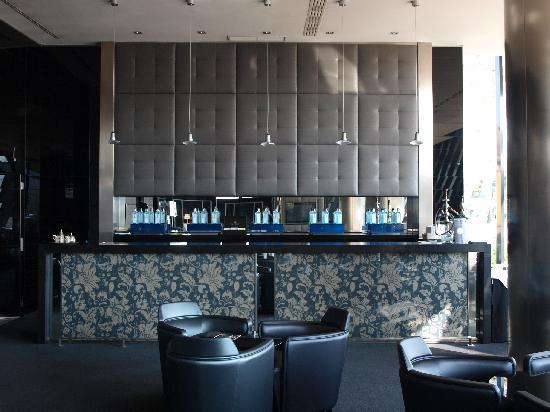 Eurostars Palace: Bar / cafetería