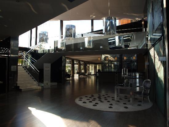 Eurostars Palace: Vestíbulo