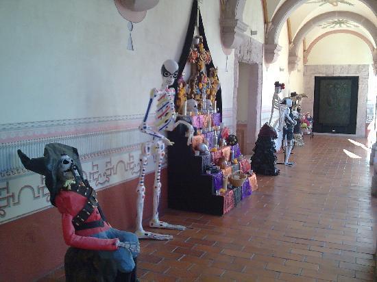 Museo Nacional de la Muerte. Aguascalientes. Mexico.