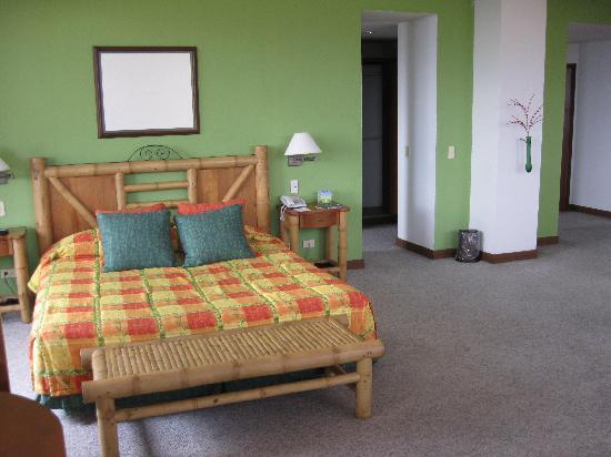 Armenia Hotel : the room