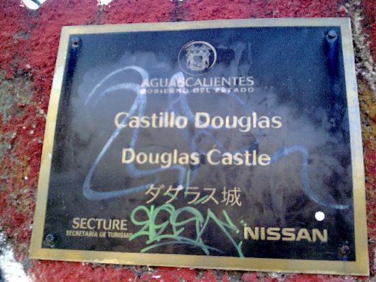 Castillo Douglas. Aguascalientes. México