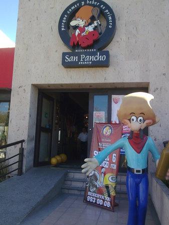 Merendero San Pancho