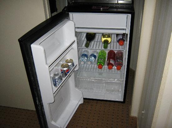 Quality Hotel & Suites: Réfrigérateur